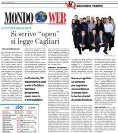 Il Fatto Quotidiano - Entando Interview