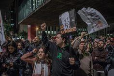 Movimentos que estiveram em lados opostos nas manifestações que antecederam o impeachment de Dilma Rousseff (PT), em 2016, convocaram para domingo (21) atos pedindo a saída do presidente Michel Temer (PMDB). Na noite de quarta, protestos já chegaram às ruas.