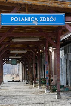 Old railway station, Polanica-Zdroj, Poland(been there)