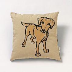 Cushion Labrador