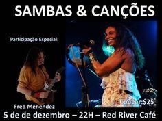 Blog do Rio Vermelho, a voz do bairro: Show de Surama Albuquerque, Sambas e Canções com a...