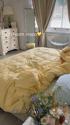 Room Design Bedroom, Room Ideas Bedroom, Bedroom Inspo, Cozy Bedroom Decor, Cheap Bedroom Ideas, Bedroom Inspiration Cozy, Comfy Bedroom, Minimalist Room, Aesthetic Room Decor