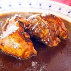 Delicioso y saludable mole con pechuga de pollo - MamásLatinas