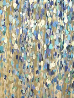 raindrop garland
