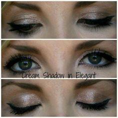 Gorgeous!!! Younique 3D fiber lash mascara and Splurge cream shadow in Elegant!!