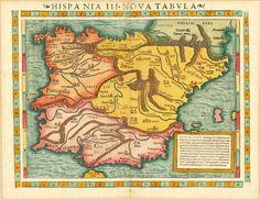 Münster, Sebastian 1552 - Spain and Portugal - Algeciras (Andalusia) is Berberful