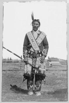 Ojibwa man