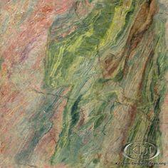 Terra Del Fuoco Granite  (Kitchen-Design-Ideas.org)