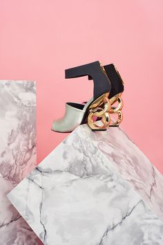 We are pushing the boundaries of footwear design by creating shoes, heels & trainers that are forward thinking, bold and playful. Welcome to Kat Maconie. Still Life Photography, Fashion Photography, Designer Shoes Heels, Shoes Editorial, Fashion Still Life, Creative Shoes, Blush Pink Weddings, Prop Styling, Commercial Photography