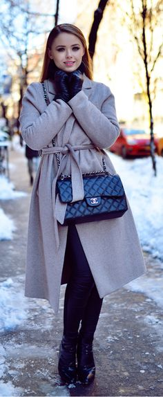 STAYING COZY IN NEW YORK By Kayture