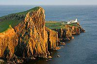 Neist Point, Waterstein peninsula, Isle of Skye, Highland, Scotland