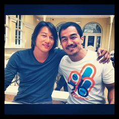 Sung kang & joe taslim, fast six..