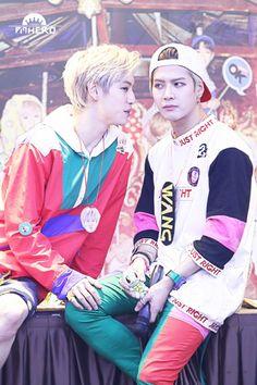 Jackson and Mark