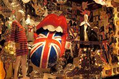 バーニーズ ニューヨーク銀座店 2012年12月 ショーウインドー2