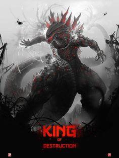 Best 20+ Godzilla ideas on Pinterest | Godzilla godzilla, Godzilla ...