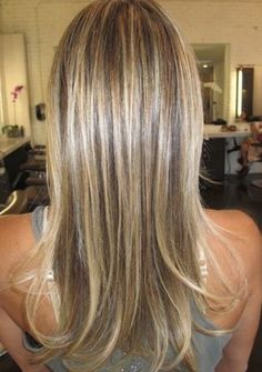 Trendy Blonde Hair Color Ideas