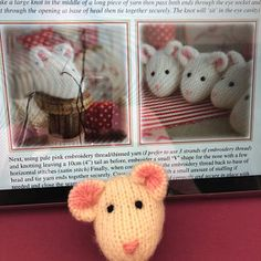 Sock Yarn Pinafores and Cardigans plus Little Bear Scarf Teddy Bear Knitting Pattern, Knitting Patterns Boys, Doll Patterns, Knitting Stitches, Knitting Toys, Knitting Needles, Free Knitting, Yarn Dolls, Knitted Dolls