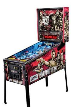 Walking Dead Pinball Machine For Sale Stern LE #walkingdead #pinball
