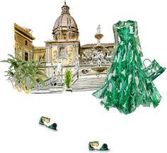 blogger diaries la verità The Italian Glam stories dolce gabbana maria teresa