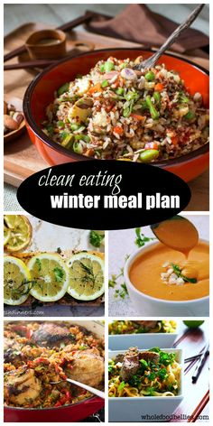 Real food meal planning. A weeks worth of real food dishes that can be prepared and on your kitchen table in no time
