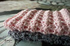 Virtasia: Virkattu tiskirätti bambulangasta Needlework, Knitted Hats, Knit Crochet, Diy And Crafts, Blanket, Knitting, Inspiration, Crocheting, Embroidery