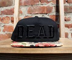 Dead 2 Strapback Front