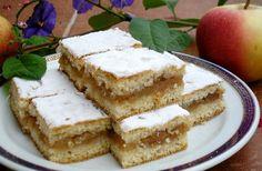 Prăjitură fragedă cu mere(de post). O prăjitură gustoasă cu ingrediente la indemana tuturor • Gustoase.net Apple Cake, Tiramisu, Feta, Vegan Recipes, Cheesecake, Pie, Sweets, Bread, Cookies