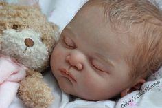 Cherie's Little Blessings Reborn Doll Babygirl s O L E Linus Gudrun Legler | eBay