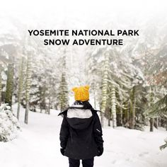 We finally got to experience a magical Yosemite winter! See our photos and tips for your winter visit. We went in January during a snow storm.