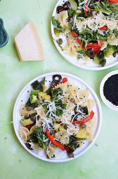 Caprese Salad, Vegetable Pizza, Side Dishes, Dinner, Vegetables, Food, Dining, Food Dinners, Essen