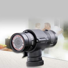 Flashlight Design Sports DVR-GoAmiroo Store