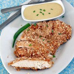 pollo con mostaza