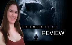 Prometheus - Movie review by LaurenLovesMovies
