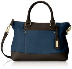 Tignanello Smooth Operator Convertible Satchel Top Handle Bag -- Find out more details by clicking the image     - amazon affiliated pin
