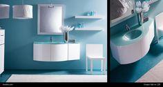 #compos #lasaidea #bathroom #design Scopri la #collezione su www.lasaidea.com