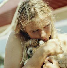 Мария Шарапова (Maria Sharapova) в фотосессии Джиллиана Эдельштейна (Jillian Edelstein) (2009), фотография 10