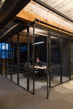For Slack's Vancouver Office, Leckie Studio Updates Industrial Warehouse for Modern Work, – Best Office Architecture Industrial Interior Design, Industrial Bedroom, Industrial House, Industrial Interiors, Industrial Farmhouse, Industrial Wallpaper, Industrial Closet, Industrial Bookshelf, Industrial Windows