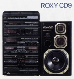 More Midi Gold -  KENWOOD ROXY CD9
