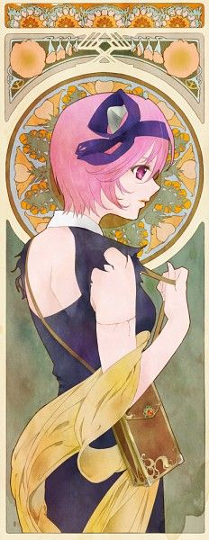 Elfen Lied; Mixed feelings about this anime..Loving the Klimt OP though.