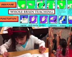How Whole Brain Teaching Engages Students Whole Brain Teaching, Student Engagement, Read Later, Punctuation, Grade 1, Grammar, Teaching Ideas, School Ideas, Literacy