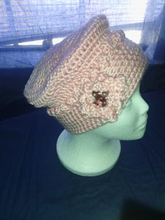 Handmade fashion accented with rose glass beads