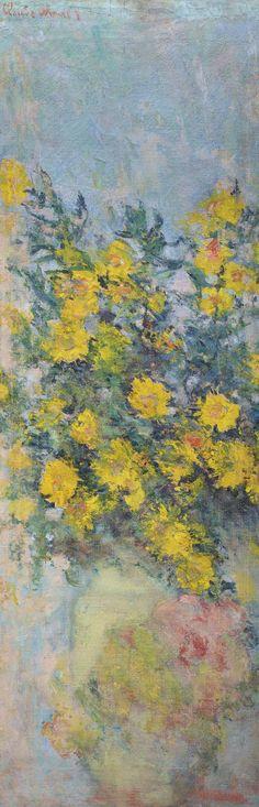 Claude Monet (1840-1926) Mauves