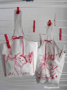 LAUNDRY~PIN BAGS
