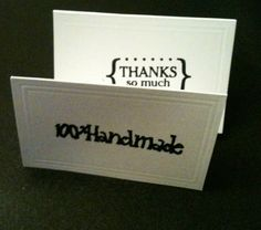 Your Choice of Ten MINI Note cards with envelope  by tubbilicious, $6.00