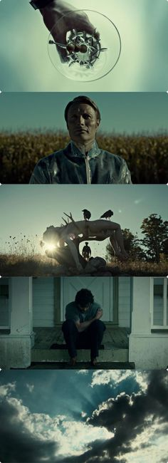Hannibal ● Director(s) - Michael Rymer and others ● Cinematographer(s) - James Hawkinson and others. Cinematic Photography, Film Photography, Hannibal Lecter, Dr Hannibal, Hannibal Series, Storyboard, Film Composition, Cinema Colours, Color In Film