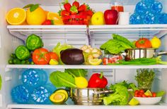 Help Your Food Last Longer With These Food Storage Tips Lower Your Cholesterol, Can Makeup, Drink Plenty Of Water, Low Fat Diets, Health Articles, Eat Right, Food Items