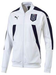 Puma FIGC Italia Stadium Track Jacket Ropa 3f5ee681eec