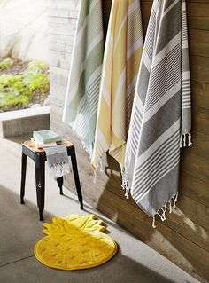 Shop our large beach towels and bath towels for your days lounging at the beach or by the pool. Bathroom Towels, Bath Towels, Large Beach Towels, Bath Sheets, Bath Towel Sets, Guest Towels, Turkish Towels, Weaving Patterns, Bed & Bath