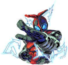 Nice..Kamen Rider Kabuto.