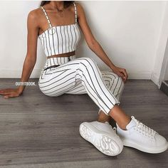 Shop for trendy swimwear, clothing and accessories for women at affordable prices Fashion Mode, Teen Fashion Outfits, Mode Outfits, Girly Outfits, Cute Casual Outfits, Look Fashion, Stylish Outfits, Fall Outfits, Summer Outfits